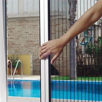 台南摺疊紗窗