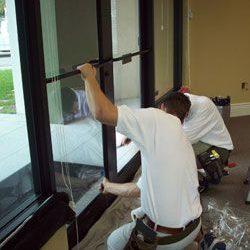 台南鋁門窗維修